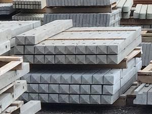 Concrete Fence Posts Picture